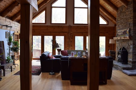 Rustic Retreat - North Room and/or South Room - Amherst