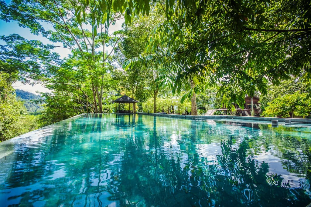 Templer Park Rainforest Retreat Villa Guesthouses For