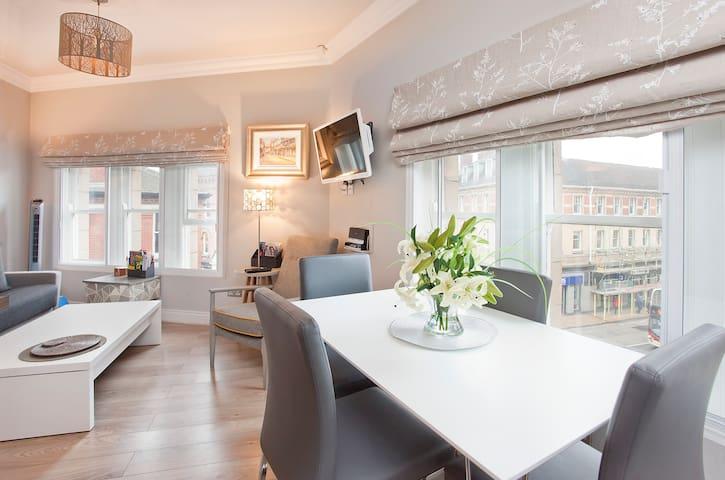 4 Coppergate, York YO1 9NR. 1 Bed - York - Lägenhet