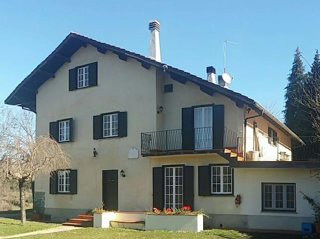 Appartamento mansardato in villa - Sassello