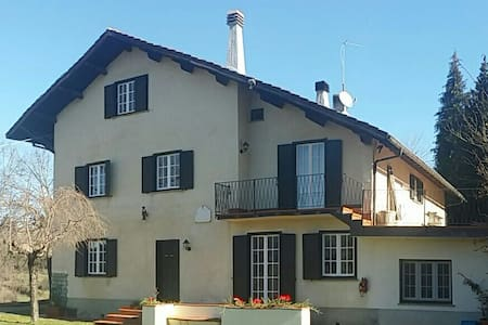 Appartamento mansardato in villa - Sassello - Villa