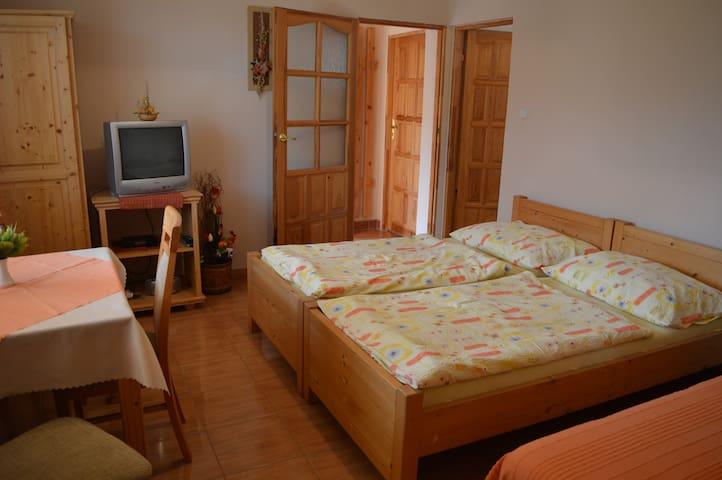 Privat 1 spálňa