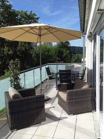NEW LUXURY PENTHOUSE/free parking - Luxembourg - Apartment