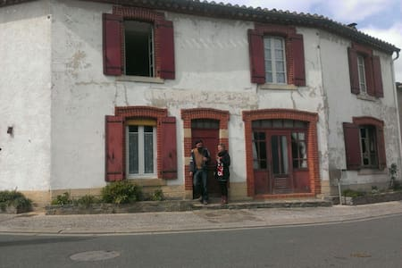 Ancienne épicerie café de voyageurs - Oda + Kahvaltı