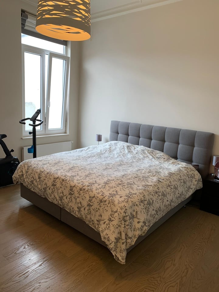 Appartement cosy - Quartier européen à Ixelles
