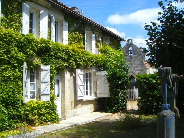French Cottage w/ swimming-pool - Le Clos Léparon