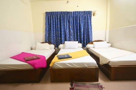 Terrific room for 3 in Siem Reap - Siem Reap Province - 公寓