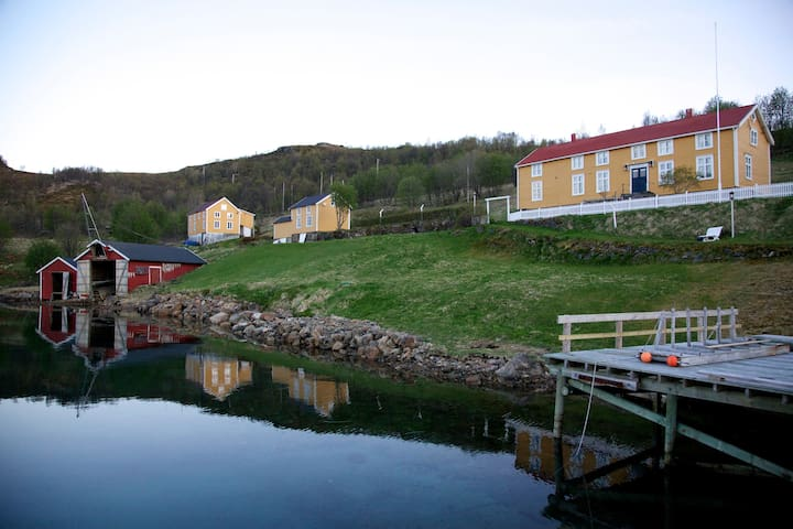 Skolestedet Finvåg - Myre - บ้าน