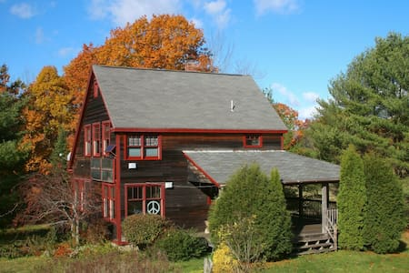 Renewable rural retreat - Bed & Breakfast