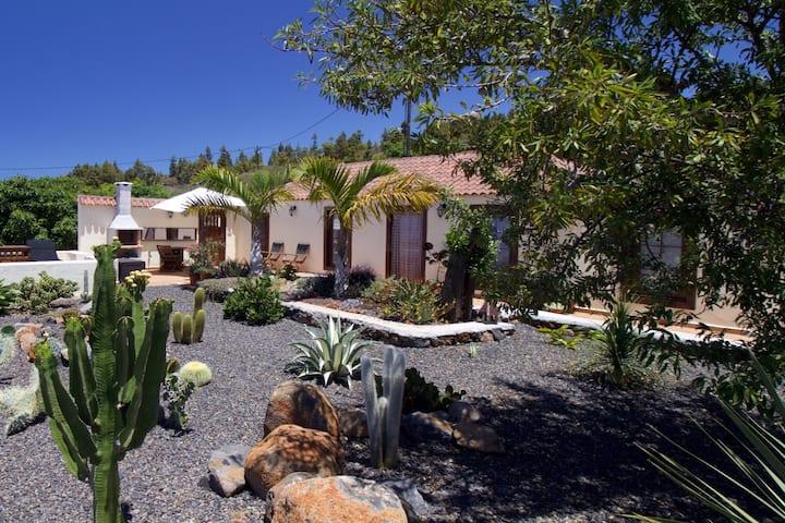 Casa Demetria Canarian islands La Palma Puntagorda