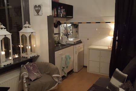 Knus appartement in gezelligste wijk Groningen - Groningen