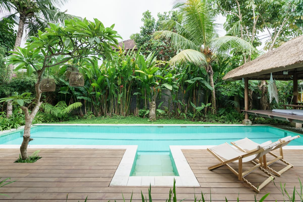 Villa in Ubud Pondok Catu with Private Pool