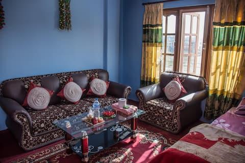 An Experience of Nepali Home in Kathmandu