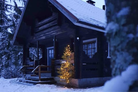 Peaceful cottage in central Finland