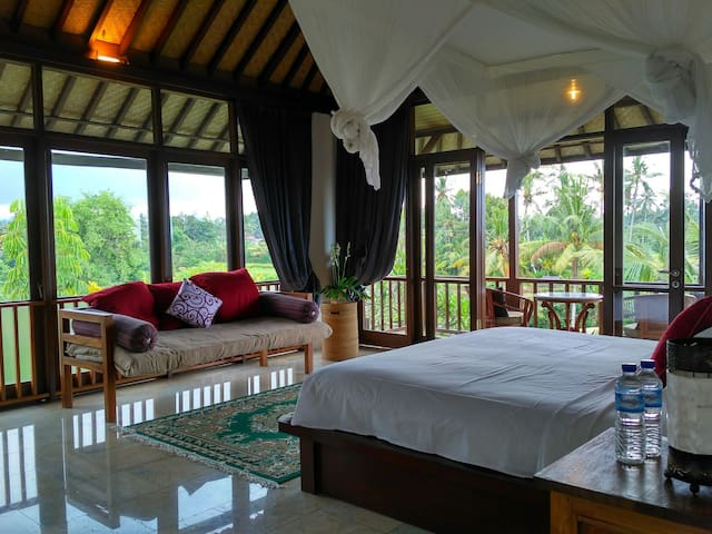 Relaxing two-bedroom, wifi, pool, kitchen