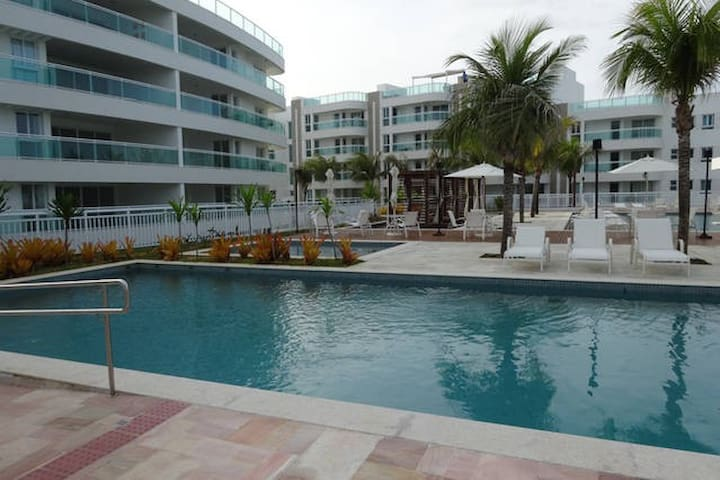 Apto. 28m² In Mare Bali - Praia de Cotovelo - Parnamirim - Serviced apartment