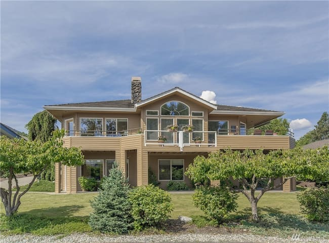 Shore View Home, first summer available to guests!