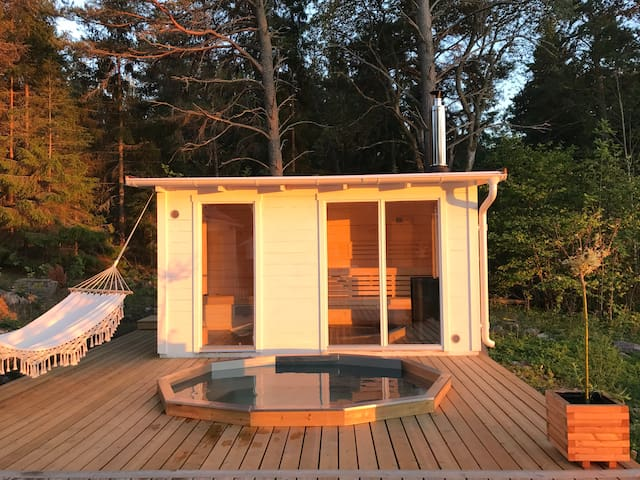 Our archipelago vacation home, at Singö!