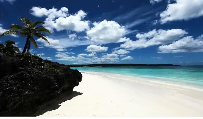 Chambre privée centre de Lifou, 100m plage 895917