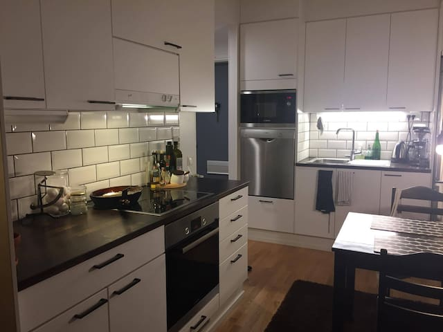 Tidy two-room apartment 3km from city centre - Jyväskylä - Wohnung