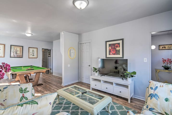 NEW! Central Buffalo Home by Canalside & Downtown!