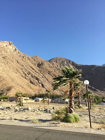 Gorgeous mountain scenery, 5 min from downtown - Palm Springs