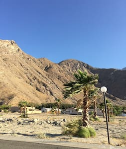 Gorgeous mountain scenery, 5 min from downtown - Palm Springs - Dom