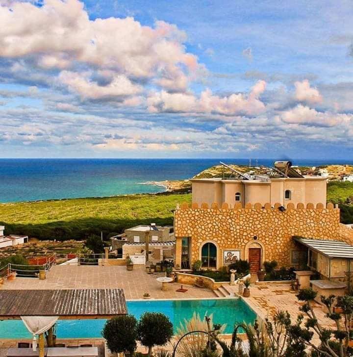 Maison D'Hôte Bizerte Tunisie VIP-vue panoramique
