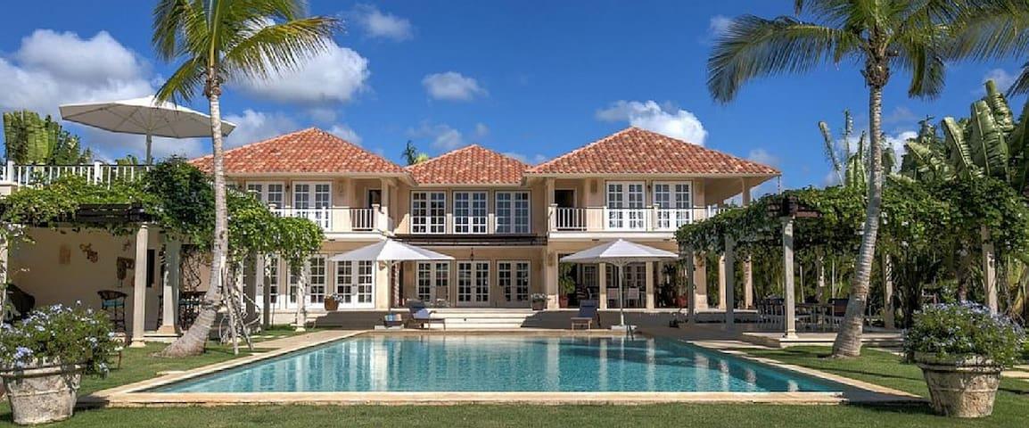 Luxury villa in Punta Cana - Higuey - Dom