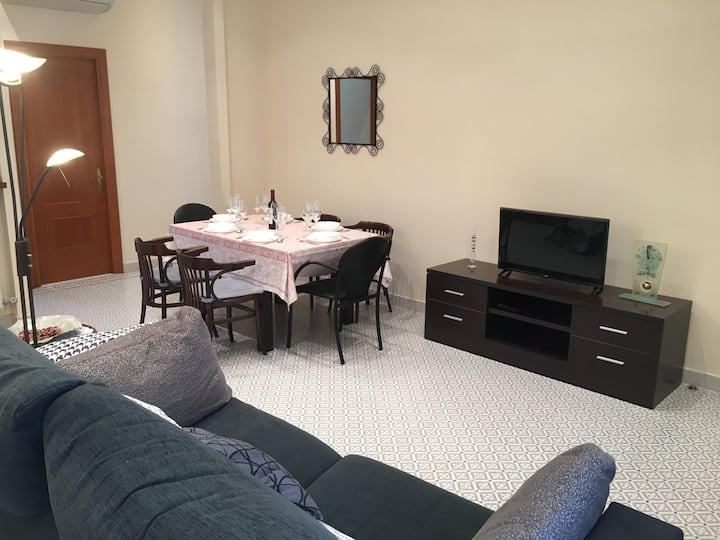 Nice and big 3 bedroom apartment in Plaza Mayor