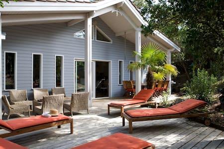 Agréable et confortable maison en bois - Lège-Cap-Ferret