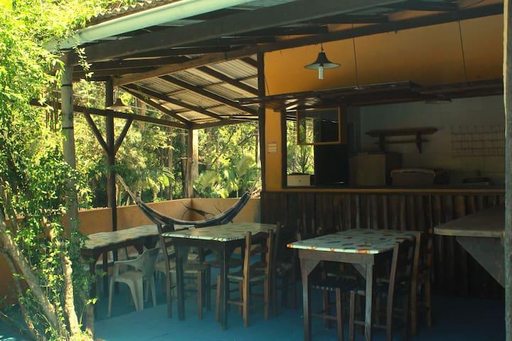 Hostel do Pirata - Florianópolis - Bed & Breakfast