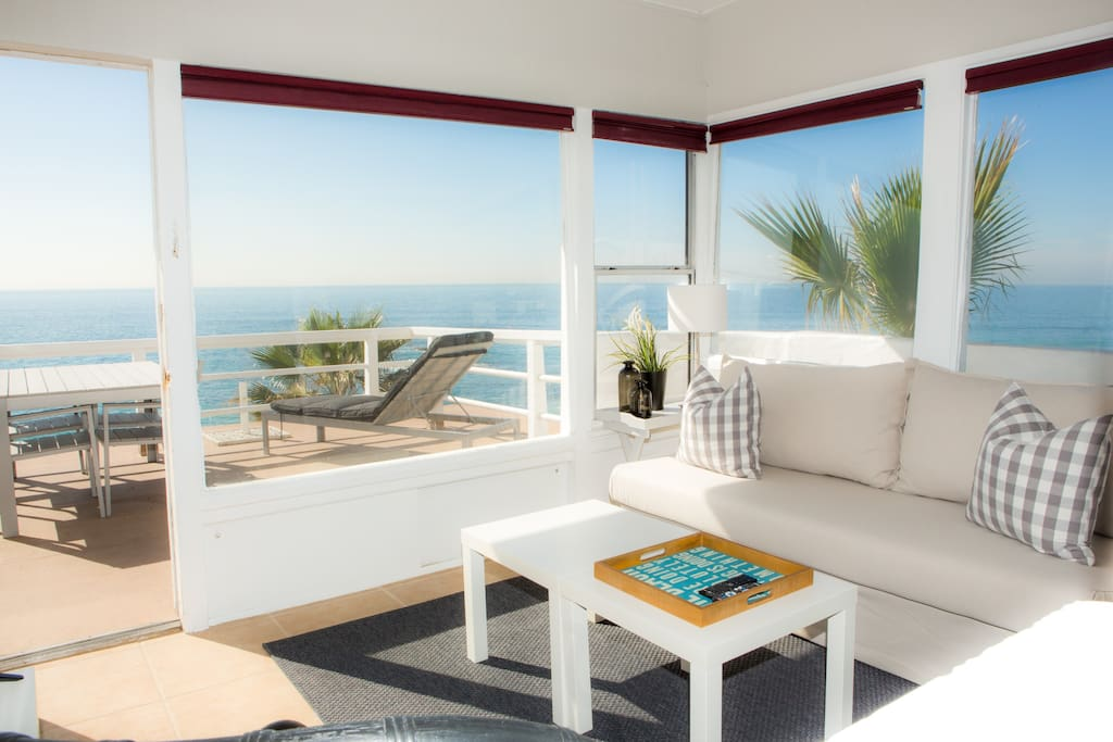 Sit back and relax with your own personal view of Laguna Beach!