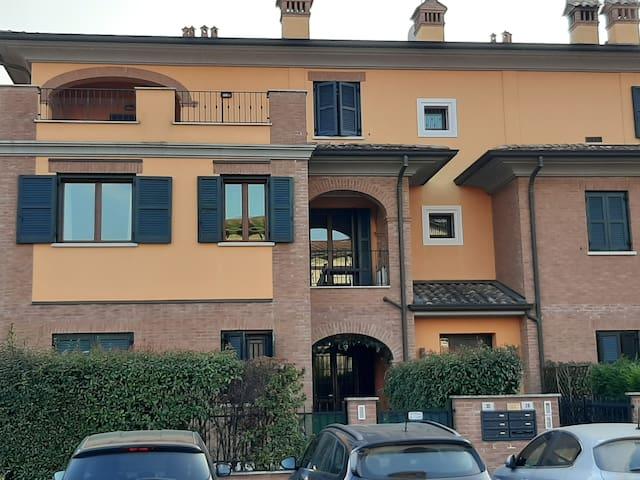 Bedroom Giuly Modena Formigine Baggiovara Hospital