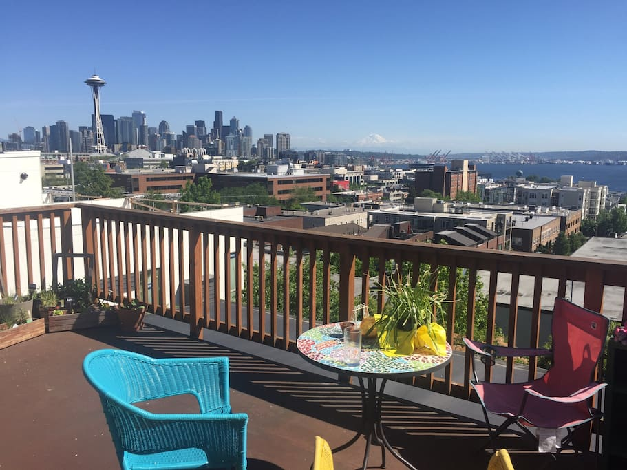 The Best View In Seattle Apartments For Rent In Seattle