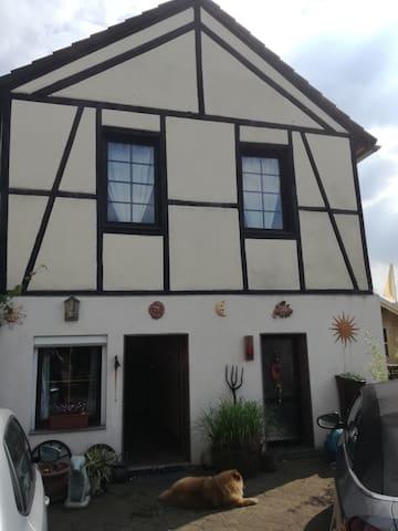 Gemütliches Fachwerkhaus