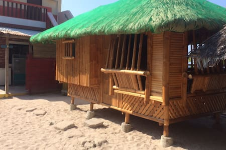 Bahay Kubo @ Casa Estrella Beach Resort