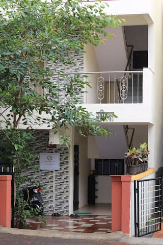 Stay in a Bungalow @ BANER (Entire 2BHK + AC)