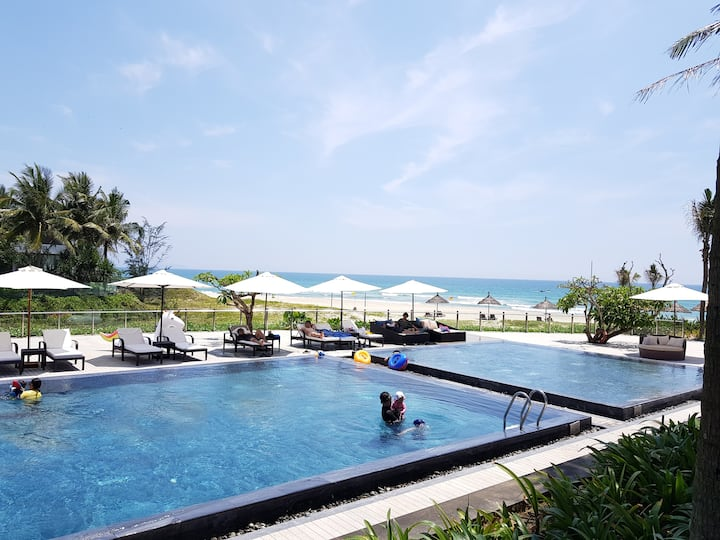 Ocean Resort, 4BRs near beach villa, Danang