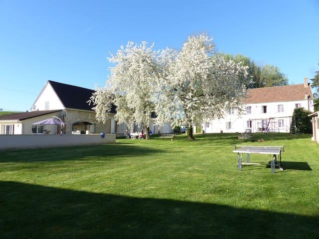 """Le """"Domaine de l'Antrenous"""" - Saint-Aubin-sur-Gaillon - Ev"""