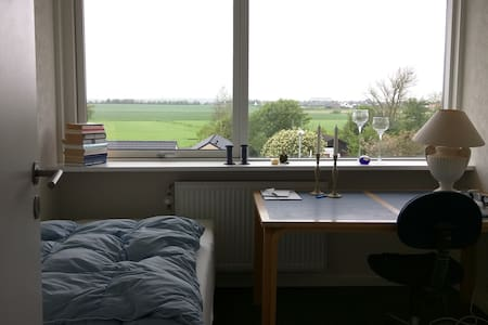 room with view in quiet little village - Klarup - House