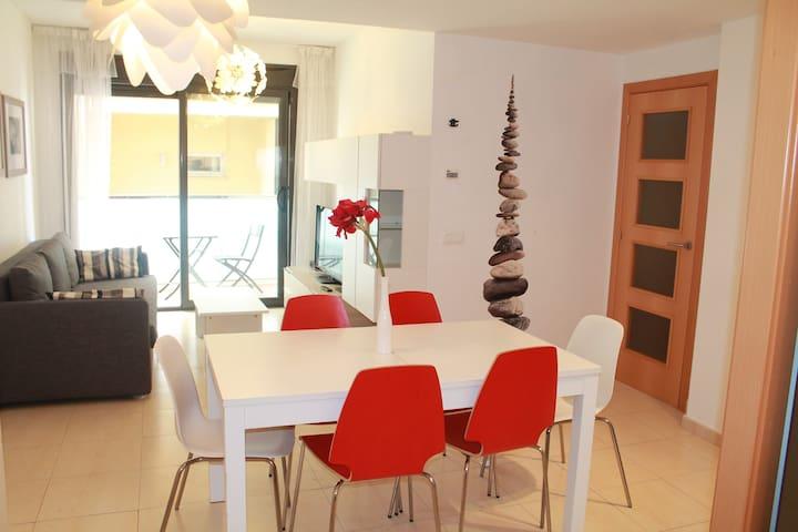 Apartamento Regina Touristic Team Finques La Selva