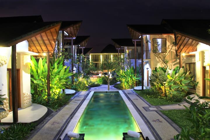 #156#  Ubud Bed And Breakfast
