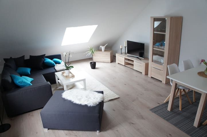 Moderne Ferienwohnung in Kurstadt - Bad Ems - Appartement
