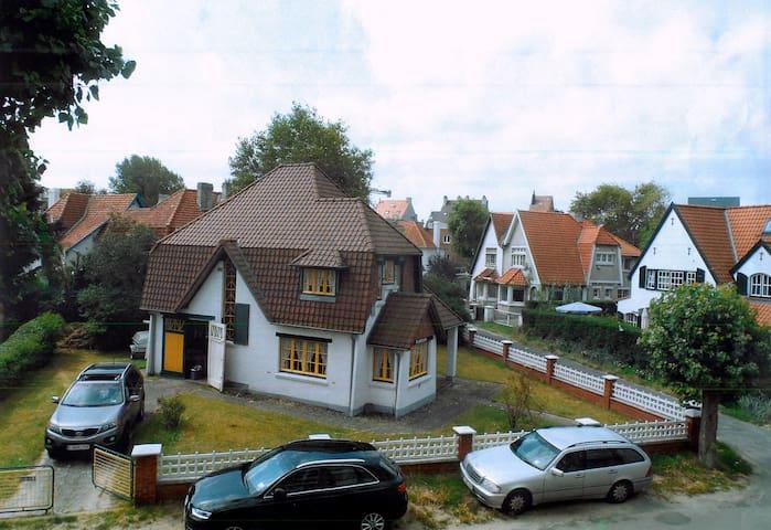 Villa Parrain - Koksijde - Hus
