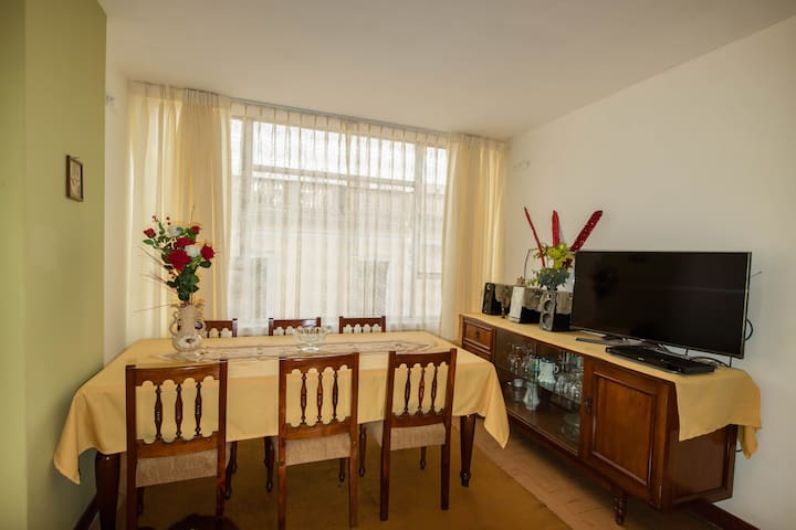 Private apartment at historic City Center of Lima