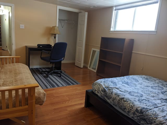 Private Room Near Whyte ave.