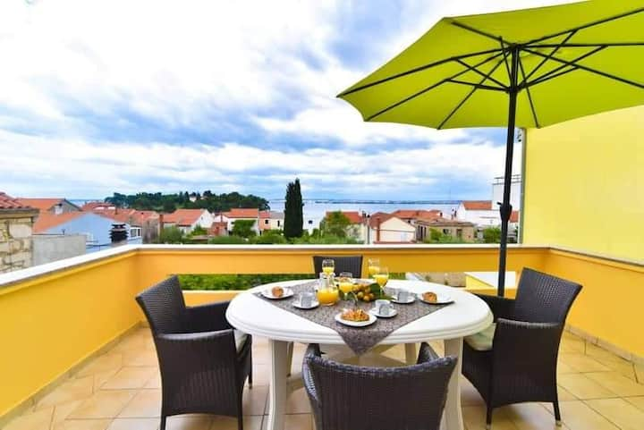 Apartman Meri 2 only 2 minutes from the beach