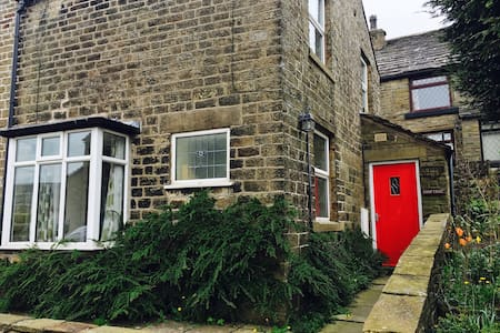 Cosy 2BD cottage below Kinder Scout - Chinley  - 一軒家