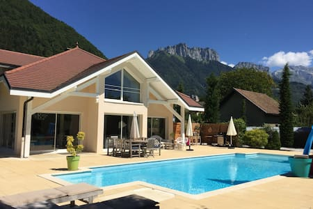 Sweet dream 4 **** Lake Annecy - Villa